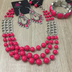 Jewelry - Paparazzi 3 piece set